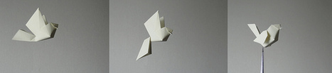 Birds | Made with (and of) Paper | Scoop.it