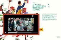 La Revue INfluencia / Va, vis et connecte-toi | La TV connectée et le commerce by JodeeTV | Scoop.it