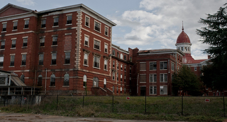 6 of the Scariest Abandoned Mental Asylums in America | Modern Ruins | Scoop.it