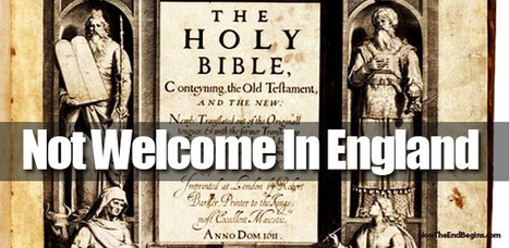 The Country That Produced The King James Bible To Remove It From Courtrooms | ''SNIPPITS'' | Scoop.it