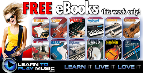 Complimentary music instrument lessons - are you interested <? | Crowdfunding Campaigns | Scoop.it