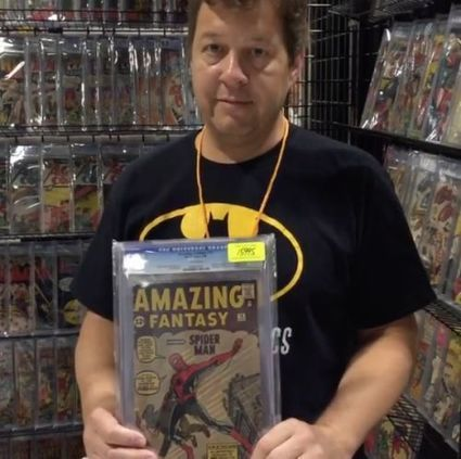 $85,000 In Comics Stolen From One Vendor At Tampa Bay Comic Con - Bleeding Cool Comic Book, Movie, TV News | Comic Book Trends | Scoop.it