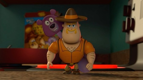 A Delightful, Pixar-Inspired Cartoon About the Toys in Your Cereal Box | Free Gaming Coupon Online UK | Scoop.it