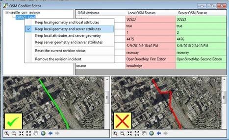 ArcGIS Editor for OpenStreetMap | OpenSource Geo & Geoweb News | Scoop.it