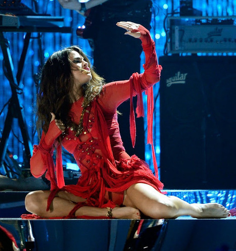 Selena Gomez 2013 MTV Movie Awards in LA ~ Hollywood Celebrities Pictures | Hollywood Celebrities Hot pics | Scoop.it