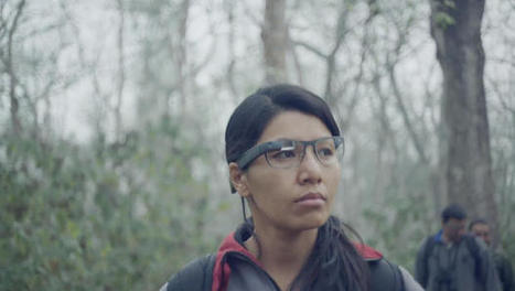To Counter The Glasshole Image, Google Shows A Worthwhile Glass Wearer In New Spot | Latest mHealth News | Scoop.it