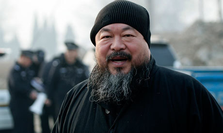 Ai Weiwei in 'good physical health but mentally conflicted' - The Guardian (UK) | Human Rights & Freedoms News | Scoop.it
