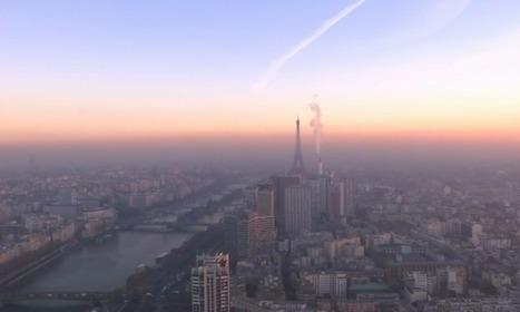 Nouvelle alerte à la pollution en Ile-de-France   Planete DDurable   Scoop.it