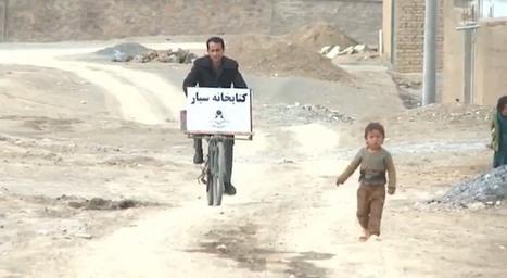 Afghanistan : il fait le tour des villages à vélo pour apporter des livres aux enfants | Bibliothèques en évolution | Scoop.it