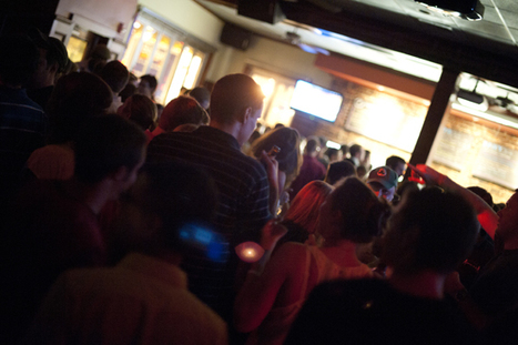 Say no to late-night venues using biometric surveillance | Alcohol, advertising and sponsorship | Scoop.it