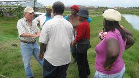 Cultivating Change: Farmer to Farmer Blog: Aquaculture Training at ... | Aqua-tnet | Scoop.it