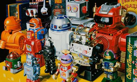 Prepare yourselves for the robot economy revolution | Peer2Politics | Scoop.it