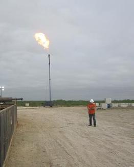 Instead of flaring natural gas, why not try this? - Dallas Business Journal | All Things Texas | Scoop.it