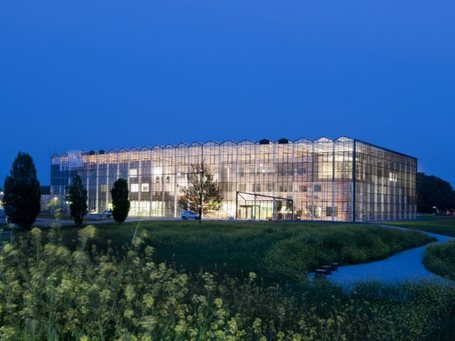 University of Applied Sciences by BDG Architecten | sustainable architecture | Scoop.it