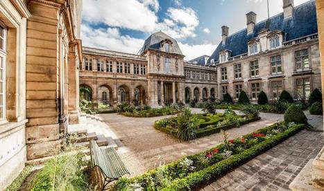 Que faire à Paris Les musées de la Ville ◆ Côté jardins   Musées et numérique   Scoop.it