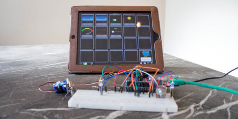 Arduino Home Automation Remote Control from iOS or Android   Open Source Hardware News   Scoop.it