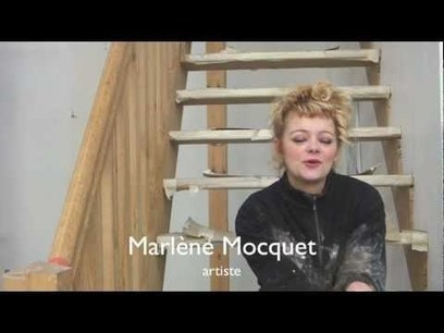 Marlène Mocquet, galerie Alain Gutharc, en permanence. | Ouvre tes yeux | Art contemporain et culture | Scoop.it