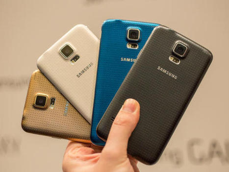 T-Mobile's Galaxy S5 pre-order started,first Galaxy S5 unboxing video | WebSpydr | Scoop.it