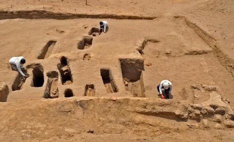 Centuries-old grave sites in Peru give insight to possible children sacrifices | Histoire et Archéologie | Scoop.it
