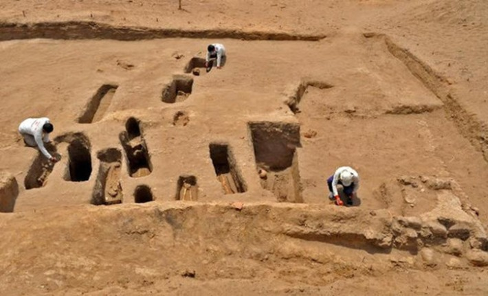 Centuries-old grave sites in Peru give insight to possible child sacrifices | Archaeology News Network | Kiosque du monde : Amériques | Scoop.it