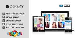 Free Zoomy - Professional Photography WordPress Theme ver 1.15 | Wordpress Themes | Scoop.it