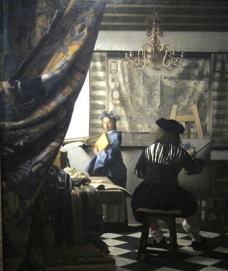Le Vermeer d'Adolf Hitler - Le Blog de VisiMuZ | VisiMuZ : les guides des musées sur tablettes | Scoop.it