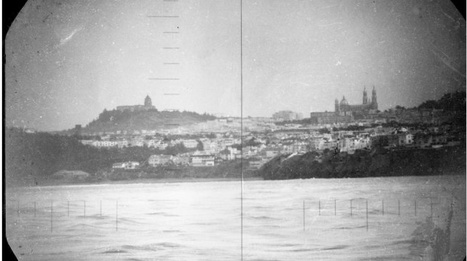 USFCA as seen from a U.S. Navy submarine in 1951 | USF Neighborhood | Scoop.it