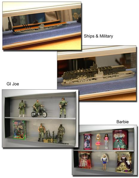 Use Display Cases To Show Your Collectibles | Best Wall Mounted Glass Display Cases | Scoop.it