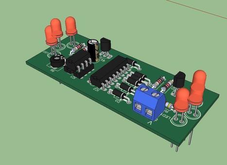 Proyecto para montar juego de luces estroboscópicas | Electrónica y Arduino | Scoop.it