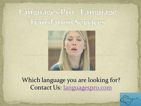 Russian, Arabic, Portuguese, Italian And Spanish Language Translat.. | Translation Services, Certified translation, Legal translation, Document Translation | Scoop.it