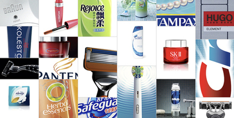 Procter & Gamble Starts In On Major Marketing Return Overview - Brandchannel - brandchannel.com | All About Marketing Operations | Scoop.it