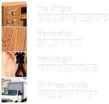 Pine Rustic Furnitur | Home Decor | Scoop.it