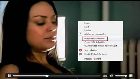 Un bookmarklet pour télécharger les vidéos sur YouTube | Time to Learn | Scoop.it