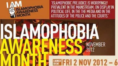 Islamophobia Awareness Month launched in Europe - in the dreaded sharia zone of east Londonistan | The Indigenous Uprising of the British Isles | Scoop.it