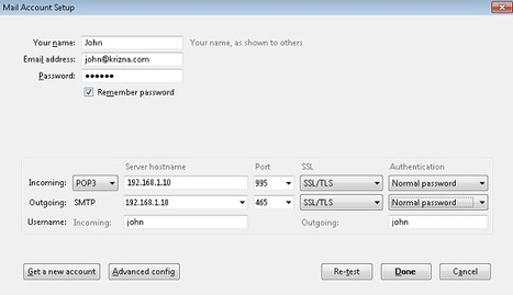 Setup mail server on centos 7 | Centos | Scoop.it