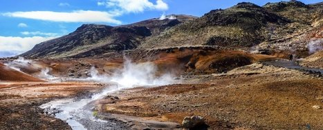 Iceland is drilling the hottest hole in the world to get electricity from magma   Technological Trends   Scoop.it
