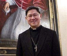 Tagle among 8 candidates to succeed Pope Benedict XVI   All About News   Scoop.it