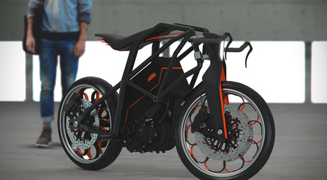 The KTM ION is the Electric Motorcycle of the Future | Cool Future Technologies | Scoop.it