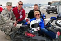 World Superbike Super Celebrity Mega Kart Showdown | millermotorsportspark.com | Ductalk | Scoop.it