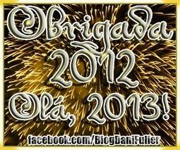 O Último ano... 2012 - Blog Dani Fuller | Blogueira, Estudante e Curiosa | Scoop.it