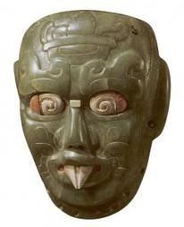 Río Azul Mask « Trafficking Culture | La antigua civilización Maya | Scoop.it