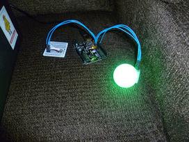 Remote Control Mood Lamp | Raspberry Pi | Scoop.it