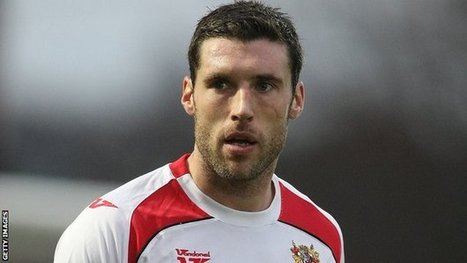 Jon Ashton steps down as Stevenage captain - Football League World | Stevenage fc | Scoop.it