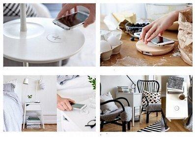 Ikea tekee huonekaluista älypuhelinten latureita | Some pages | Scoop.it