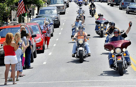 God Bless America motorcycle ride brings in $30,000 for VA Medical Center | Windmill Cycles, Inc. | Scoop.it