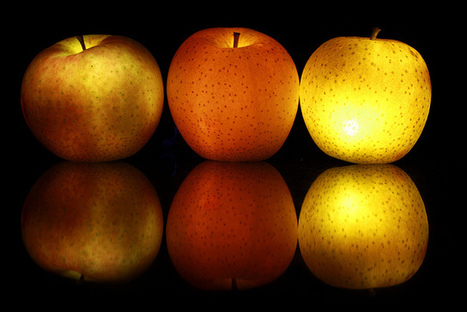 Is That Apple Still Alive? Food Crops Respond To Sunlight, Retain Circadian Clocks Even After Being Harvested | Medical Science | Scoop.it