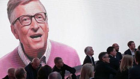 Quiénes son los 10 empresarios del sector tecnológico más ricos del mundo - BBC Mundo | I didn't know it was impossible.. and I did it :-) - No sabia que era imposible.. y lo hice :-) | Scoop.it