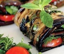Tavuklu Patlıcan Sarma Tarifi | zeytinyaglitarifler | Scoop.it