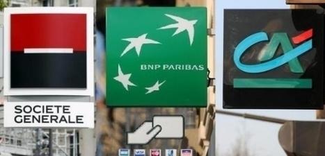 Les banques françaises se séparent de leurs agences | Conseils Manager des PME 06.68.32.92.46 - www.dice33.net | Scoop.it