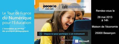 CRDP de l'académie de Besançon : Travail collaboratif | Didactique des langues & FLE | Scoop.it